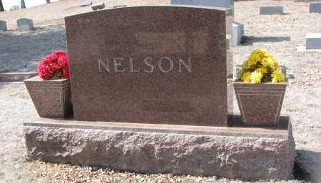 NELSON, PLOT STONE - Yankton County, South Dakota | PLOT STONE NELSON - South Dakota Gravestone Photos