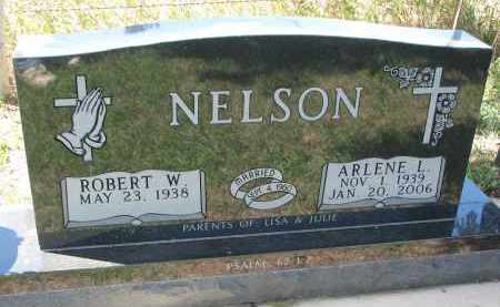 NELSON, ARLENE L. - Yankton County, South Dakota | ARLENE L. NELSON - South Dakota Gravestone Photos