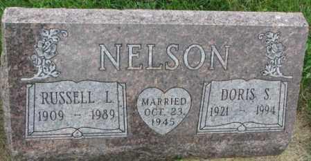 NELSON, DORIS S. - Yankton County, South Dakota | DORIS S. NELSON - South Dakota Gravestone Photos