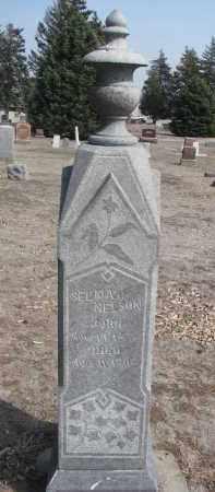 NELSON, SELMA G. - Yankton County, South Dakota | SELMA G. NELSON - South Dakota Gravestone Photos