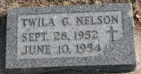 NELSON, TWILA G. - Yankton County, South Dakota | TWILA G. NELSON - South Dakota Gravestone Photos