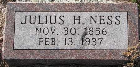 NESS, JULIUS H. - Yankton County, South Dakota | JULIUS H. NESS - South Dakota Gravestone Photos