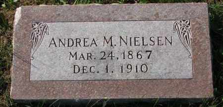 NIELSEN, ANDREA M. - Yankton County, South Dakota | ANDREA M. NIELSEN - South Dakota Gravestone Photos