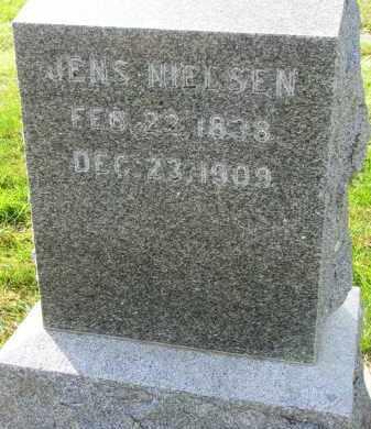 NIELSEN, JENS - Yankton County, South Dakota | JENS NIELSEN - South Dakota Gravestone Photos