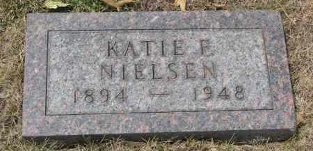 NIELSEN, KATIE F. - Yankton County, South Dakota   KATIE F. NIELSEN - South Dakota Gravestone Photos