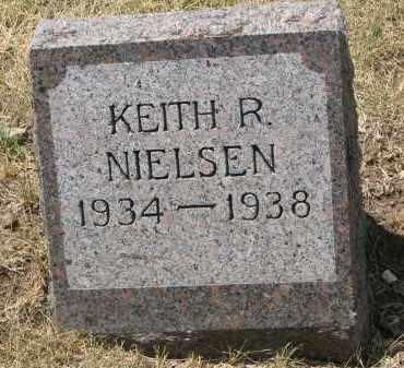 NIELSEN, KEITH R. - Yankton County, South Dakota | KEITH R. NIELSEN - South Dakota Gravestone Photos