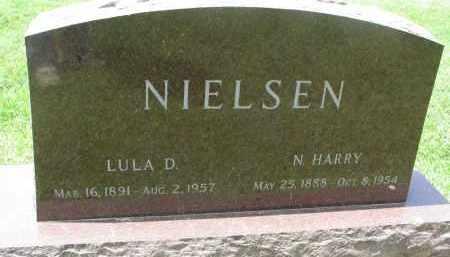 NIELSEN, N. HARRY - Yankton County, South Dakota | N. HARRY NIELSEN - South Dakota Gravestone Photos