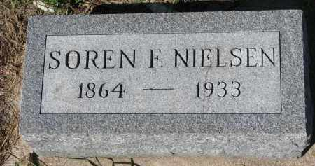 NIELSEN, SOREN F. - Yankton County, South Dakota | SOREN F. NIELSEN - South Dakota Gravestone Photos