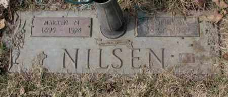 NILSEN, MARTIN N. - Yankton County, South Dakota | MARTIN N. NILSEN - South Dakota Gravestone Photos