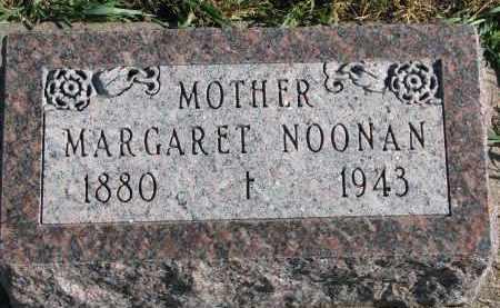 NOONAN, MARGARET - Yankton County, South Dakota   MARGARET NOONAN - South Dakota Gravestone Photos