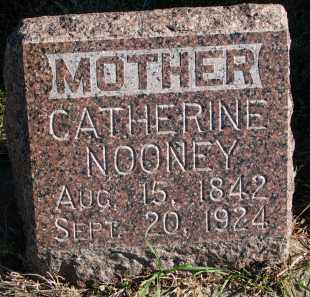 NOONEY, CATHERINE - Yankton County, South Dakota | CATHERINE NOONEY - South Dakota Gravestone Photos