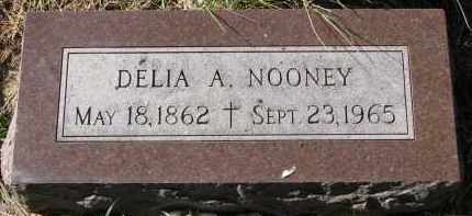 NOONEY, DELIA A. - Yankton County, South Dakota | DELIA A. NOONEY - South Dakota Gravestone Photos
