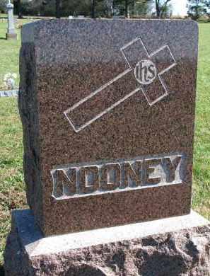 NOONEY, FAMILY STONE - Yankton County, South Dakota | FAMILY STONE NOONEY - South Dakota Gravestone Photos