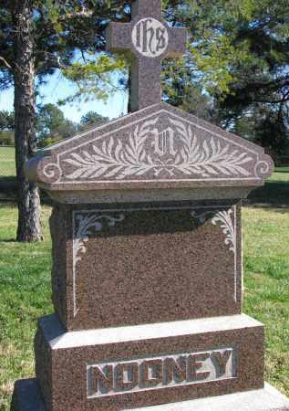 NOONEY, FAMILY STONE - Yankton County, South Dakota   FAMILY STONE NOONEY - South Dakota Gravestone Photos