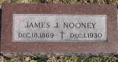 NOONEY, JAMES J. - Yankton County, South Dakota | JAMES J. NOONEY - South Dakota Gravestone Photos