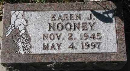 NOONEY, KAREN J. - Yankton County, South Dakota | KAREN J. NOONEY - South Dakota Gravestone Photos