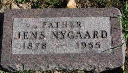 NYGAARD, JENS - Yankton County, South Dakota | JENS NYGAARD - South Dakota Gravestone Photos