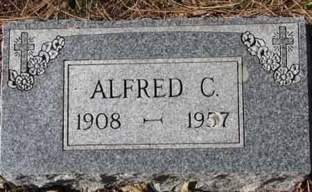 OGSTAD, ALFRED C. - Yankton County, South Dakota   ALFRED C. OGSTAD - South Dakota Gravestone Photos