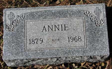 OGSTAD, ANNIE - Yankton County, South Dakota | ANNIE OGSTAD - South Dakota Gravestone Photos