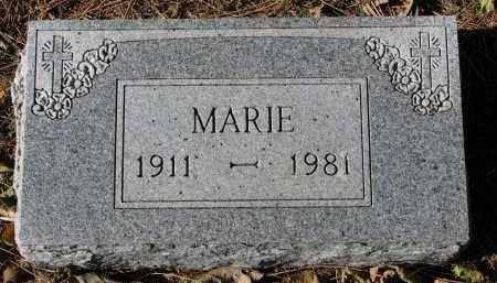 OGSTAD, MARIE - Yankton County, South Dakota | MARIE OGSTAD - South Dakota Gravestone Photos
