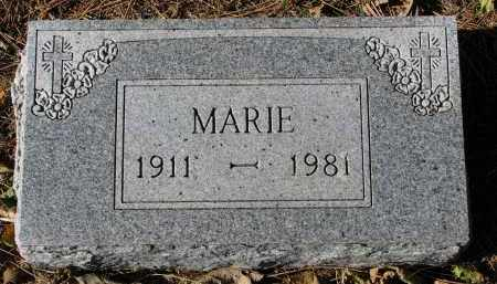 OGSTAD, MARIE - Yankton County, South Dakota   MARIE OGSTAD - South Dakota Gravestone Photos