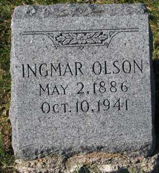 OLSON, INGMAR - Yankton County, South Dakota | INGMAR OLSON - South Dakota Gravestone Photos