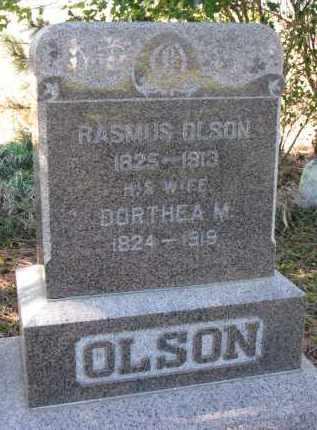 OLSON, DORTHEA M. - Yankton County, South Dakota | DORTHEA M. OLSON - South Dakota Gravestone Photos