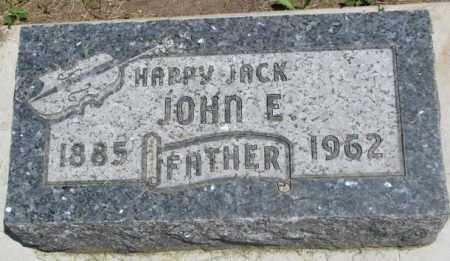 O'MALLEY, JOHN E. - Yankton County, South Dakota   JOHN E. O'MALLEY - South Dakota Gravestone Photos