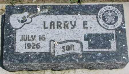 O'MALLEY, LARRY E. - Yankton County, South Dakota | LARRY E. O'MALLEY - South Dakota Gravestone Photos
