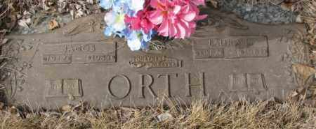 ORTH, JACOB - Yankton County, South Dakota | JACOB ORTH - South Dakota Gravestone Photos