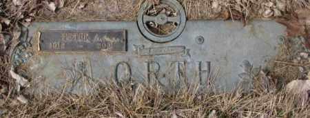 ORTH, PETER A. - Yankton County, South Dakota | PETER A. ORTH - South Dakota Gravestone Photos