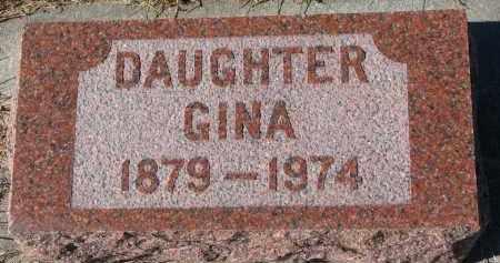 PEDERSON, GINA - Yankton County, South Dakota | GINA PEDERSON - South Dakota Gravestone Photos