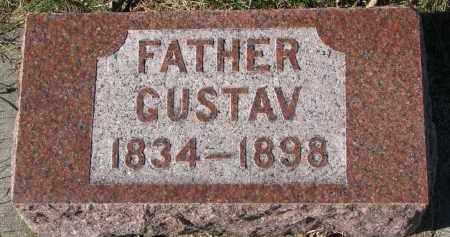 PEDERSON, GUSTAV - Yankton County, South Dakota | GUSTAV PEDERSON - South Dakota Gravestone Photos
