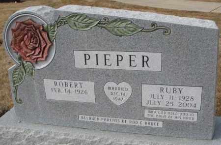 PIEPER, ROBERT - Yankton County, South Dakota | ROBERT PIEPER - South Dakota Gravestone Photos