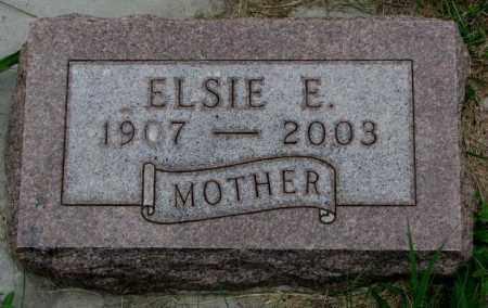 POKORNEY, ELSIE E. - Yankton County, South Dakota   ELSIE E. POKORNEY - South Dakota Gravestone Photos