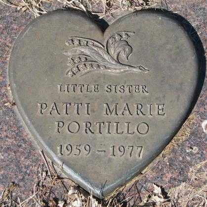 PORTILLO, PATTI MARIE - Yankton County, South Dakota | PATTI MARIE PORTILLO - South Dakota Gravestone Photos