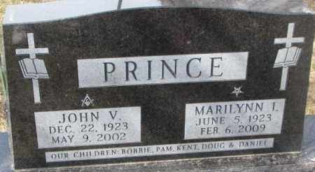 PRINCE, MARILYNN I. - Yankton County, South Dakota | MARILYNN I. PRINCE - South Dakota Gravestone Photos