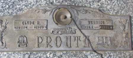 PROUTY, VERRICE - Yankton County, South Dakota | VERRICE PROUTY - South Dakota Gravestone Photos