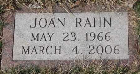 RAHN, JOAN - Yankton County, South Dakota   JOAN RAHN - South Dakota Gravestone Photos