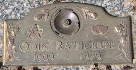 RATHGEBER, ODIN - Yankton County, South Dakota | ODIN RATHGEBER - South Dakota Gravestone Photos