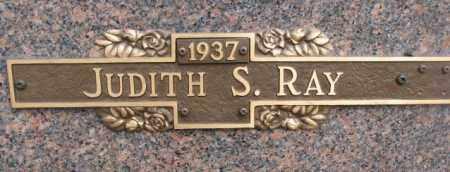RAY, JUDITH S. - Yankton County, South Dakota | JUDITH S. RAY - South Dakota Gravestone Photos