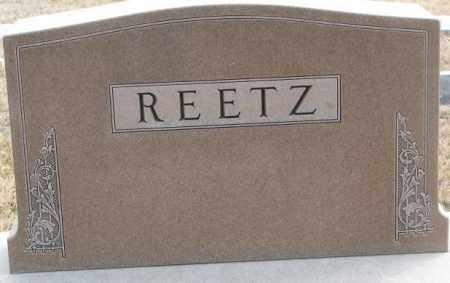 REETZ, PLOT - Yankton County, South Dakota | PLOT REETZ - South Dakota Gravestone Photos