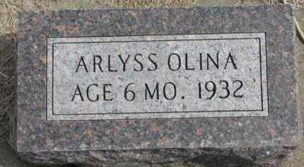 REMPP, ARLYSS OLINA - Yankton County, South Dakota | ARLYSS OLINA REMPP - South Dakota Gravestone Photos