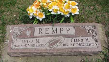 REMPP, ELMIRA M. - Yankton County, South Dakota | ELMIRA M. REMPP - South Dakota Gravestone Photos