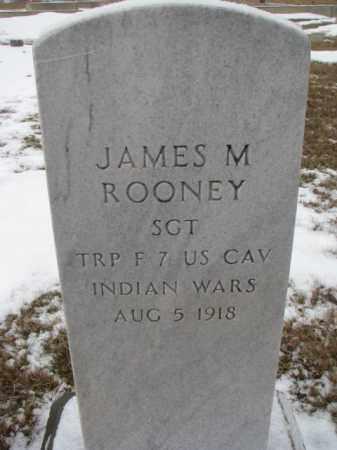 ROONEY, JAMES M. - Yankton County, South Dakota | JAMES M. ROONEY - South Dakota Gravestone Photos