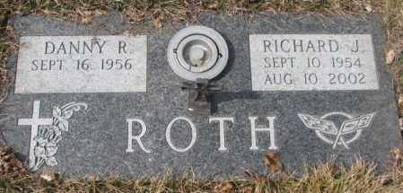 ROTH, RICHARD J. - Yankton County, South Dakota | RICHARD J. ROTH - South Dakota Gravestone Photos