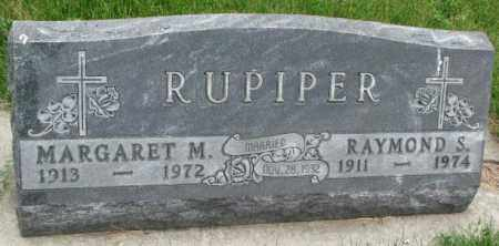 RUPIPER, RAYMOND S. - Yankton County, South Dakota | RAYMOND S. RUPIPER - South Dakota Gravestone Photos