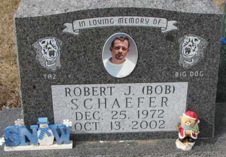 SCHAEFER, ROBERT J. - Yankton County, South Dakota   ROBERT J. SCHAEFER - South Dakota Gravestone Photos
