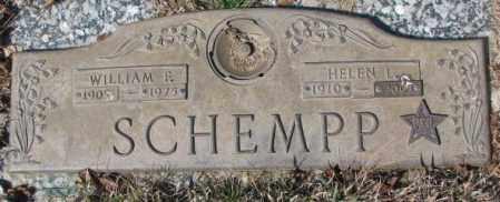 SCHEMPP, HELEN L. - Yankton County, South Dakota | HELEN L. SCHEMPP - South Dakota Gravestone Photos