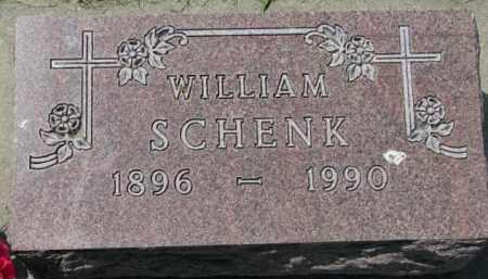 SCHENK, WILLIAM - Yankton County, South Dakota | WILLIAM SCHENK - South Dakota Gravestone Photos